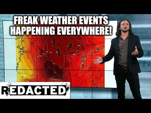 Freak Weather Events Happening Everywhere!