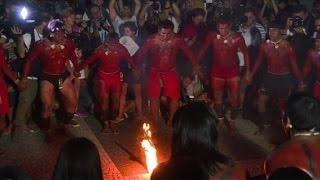 Arrancan los juegos mundiales indígenas en Brasil