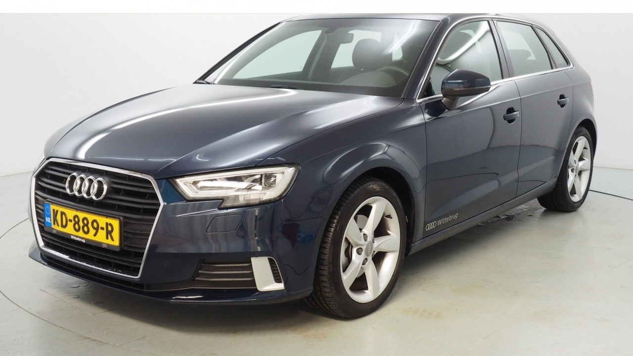 audi a3 sportback 1 0 tfsi ultra lease edition youtube. Black Bedroom Furniture Sets. Home Design Ideas