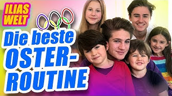 ILIAS WELT - Oster-Routine