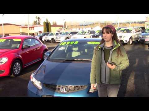 2013 Honda Civic LX (Stock #98134)