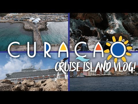 The Absolute BEST Excursion to do in CURACAO! |  Ep. 14 Carnival Sunshine Cruise Vlogs!