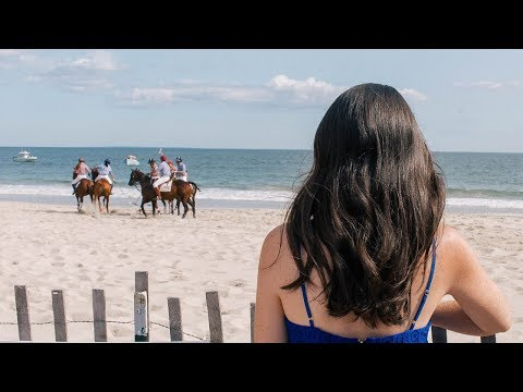 Ocean House Beach Polo Classic with Lilly Pulitzer in Watch Hil