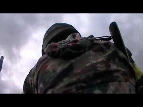 Николай Колесник БТО Кривбасс — Военные пейзажи