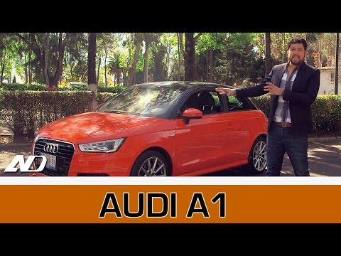 Audi A1 - El digno rival del Mini