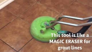 How To Clean Dirty Grout Lines