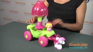 MEGA Bloks Lil' Princess Magic Carriage from MEGA Brands