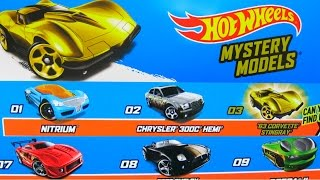 HOT WHEELS CARS MYSTERY MODELS SURPRISE BAGS T REX TAKEDOWN RACE TRACK