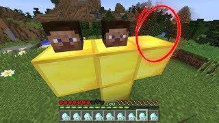 САМЫЙ ПРОСТОЙ ТРЮК КАК ЗАТРОЛЛИТЬ В Minecraft МАЙНКРАФТ ЛОВУШКА ДЛЯ НУБОВ