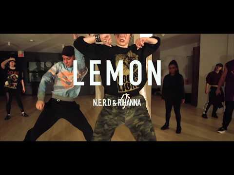 N.E.R.D & Rihanna - LEMON | Choreography by Jerome Esplana