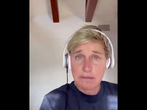 I am getting pumped up #EllenDeGeneres #Portia