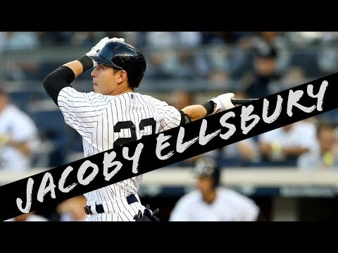 Jacoby Ellsbury 2017 Highlights [HD]