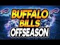 BUFFALO BILLS 2018 OFFSEASON PREDICTIONS! FREE AGENTS, MOCK DRAFTS AND POSSIBLE TRADES!