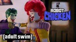 The Best of McDonalds | Robot Chicken | Adult Swim