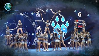 Cheer Athletics Panthers Score A 99.13 At NCA