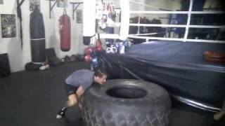 M1fc Perth, Mma Conditioning Fighter Training