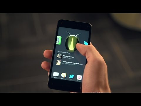 Amazon Fire Phone | Hands On