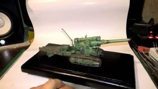 203-мм гаубиця Б-4 обр,1931р.1/35 Східний експрес