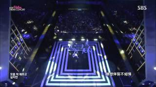 【HD繁中字】141012 GOT7 - A @ 2014 Hallyu Dream Concert