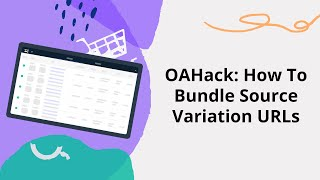 Amazon Arbitrage Hack: How To Bundle Source Variation URLs