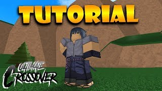 tutorial per Ultimate Crossover (nozioni di base, blocco, Keybinds, ecc.) | Roblox: Ultimate Crossover