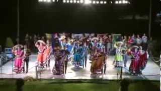 Mexican folk dance: El Jarabe Tapatío