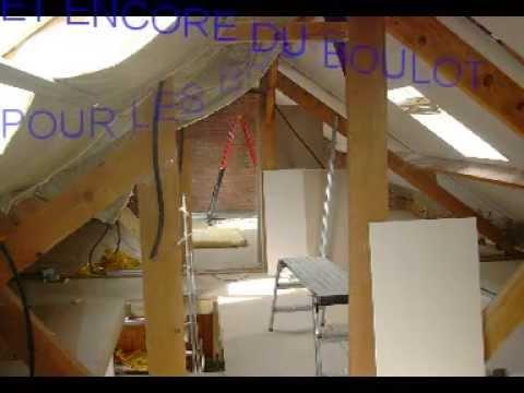 transformer une maison de plain pied en maison en étage - youtube