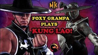 KUNG LAO HYPE! - Foxy Grampa vs GunShow - Mortal Kombat 11
