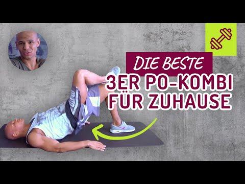 KNACK-PO ZUHAUSE! Die BESTE 3er Po-Kombi