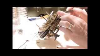 Assembling A Clock Movement