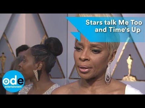 Oscars 2018: Stars Talk #MeToo And #TimesUp