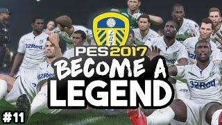 BECOME A LEGEND! #11 |PES 2017! |