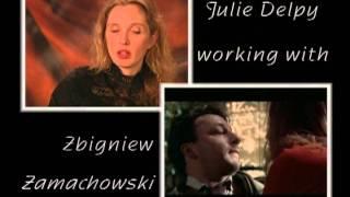 Julie Delpy on Kieslowski