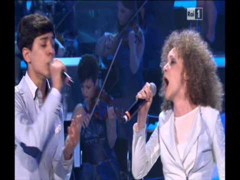 Damiano Mazzone e Simona Collura cantano cu'mme