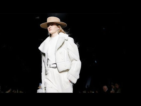 Alberta Ferretti | Fall Winter 2019/2020 Full Fashion Show | Exclusive