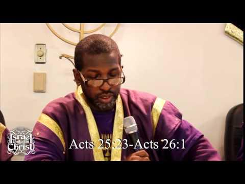 The Israelites: Esau, Rome, Herod,& Khazars