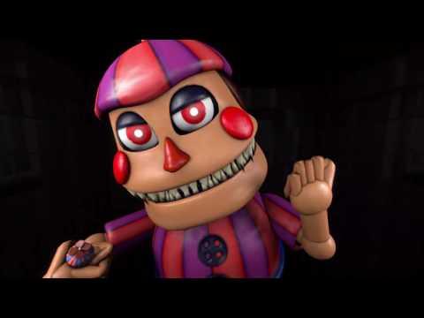 [SFM FNAF] Balloon Boy Sings: Great Mighty Poo