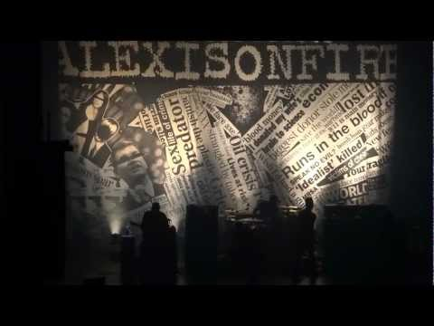 Alexisonfire Drunks, Lovers, Sinners And Saints Live Montreal 2012 HD 1080P