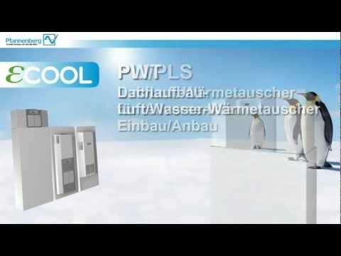 Pfannenberg - εCOOL Schaltschrank Kühlgeräte