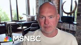 Schmidt: Trump, Barr Building 'Thugocracy' With Secret Police | Rachel Maddow | MSNBC