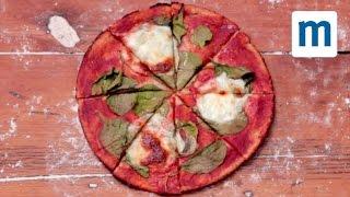 Unbelievably Easy Pizza Dough