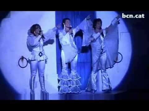 El musical Mamma Mia triomfa a Barcelona