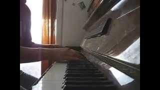 All Davai - Без тебя(на пианино)