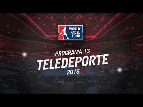 Mendoza Open y Buenos Aires Padel Master | Programa 13 Teledeporte