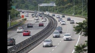 June 17, 10am Traffic smooth on major highways