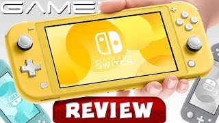 Nintendo Switch Lite - REVIEW