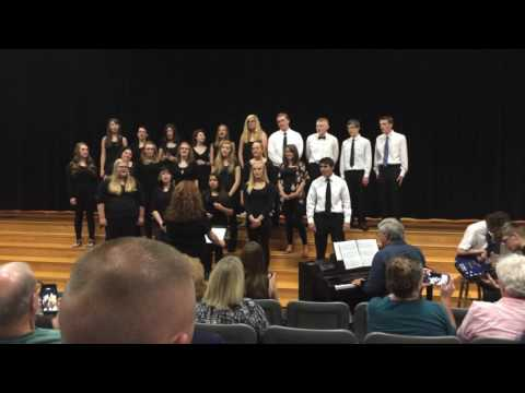 Simon Kenton High School Choir 2016