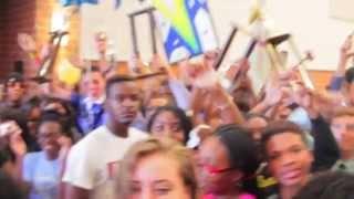 FRANKLIN HIGH SCHOOL AVA LIP DUB UPTOWN FUNK- By Mark Ronson featuring Bruno Mars