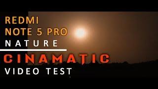 Redmi Note 5 Pro Cinamatic Video Test   Full HD Video