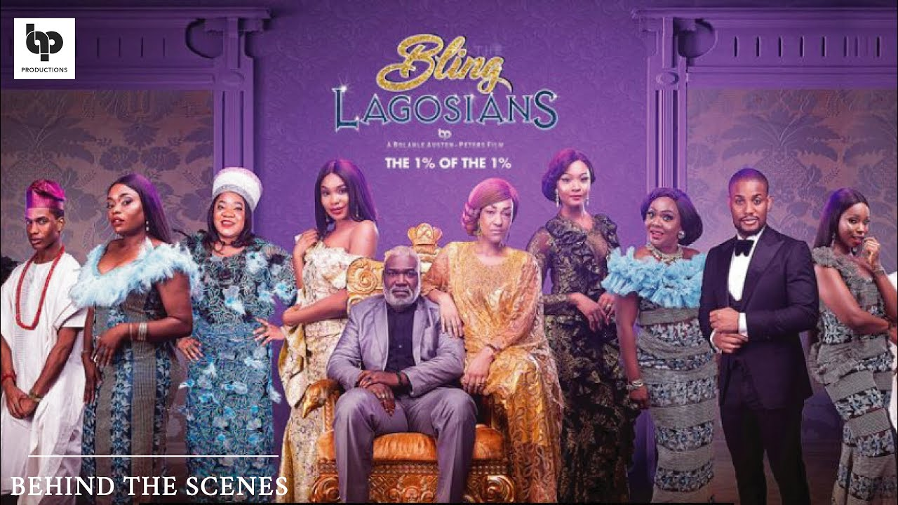 Download THE BLING LAGOSIANS - Exclusive Behind The Scenes